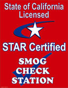 Playa West Automotive Star Certified Smog Check Station image